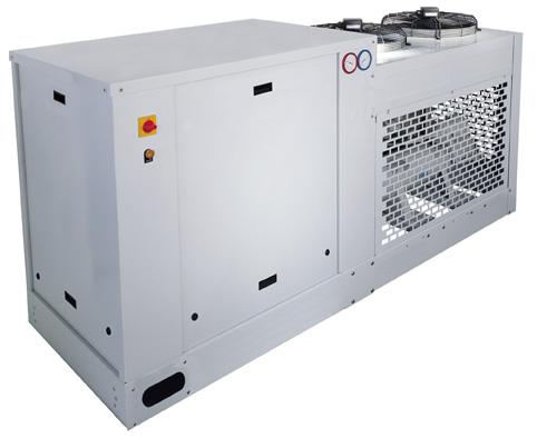 Компрессорно - конденсаторные агрегаты